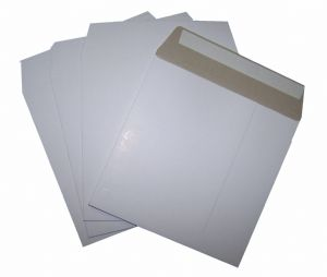 CD Mailer/Envelope Board Backed P&S 195x195mm